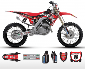 2014 Pheonix Tools Honda Team Graphics
