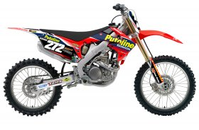 2013 Putoline Honda Graphics Kit