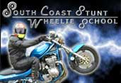 South Coast Stunt Wheelie School Logo
